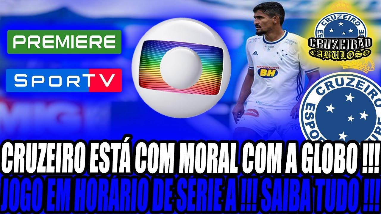 Jogo De Serie B Em Horario De Serie A Cruzeiro Tem Mais Mudanca De Jogos Para Tv Aberta Youtube