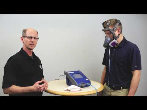 PortaCount Respirator Fit Tester - Realtime Fit Testing