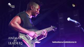 """Animals as Leaders """"Arithmophobia"""" en C3 Stage"""