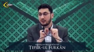 Abdullah İmamoğlu - Demokrasi istişare değildir