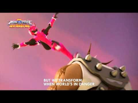 Mini Force New Heroes Rise 2016