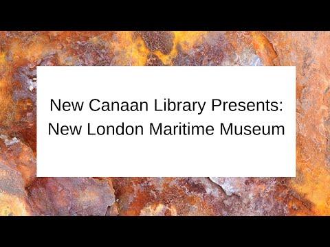 New London Maritime Museum May 9 2015