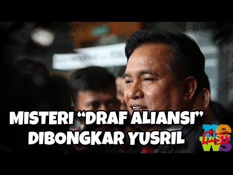 """Misteri """"Draf Aliansi"""", Keangkuhan Prabowo Yang Dibongkar Yusril Ihza Mahendra! Mp3"""