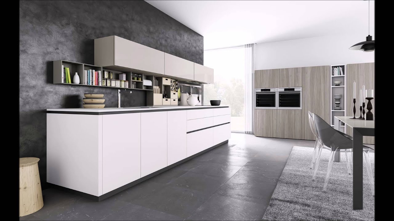 Cucine da sogno by interni italiani youtube for Interni casa