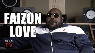 Faizon Love on Stabbing a Kid in the Neck with a Pencil at School (Part 1)