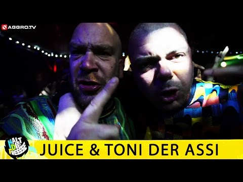 JUICE & TONI DER ASSI - GHETTO KAMIKAZI 2 - HALT DIE FRESSE NR. 394 (OFFICIAL HD VERSION AGGROTV)