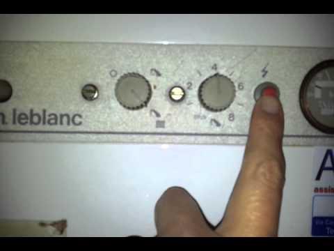Come accendere spegnere il riscaldamento di casa tramit for Caldaia riello residence in blocco