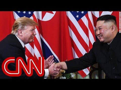 See Trump meet Kim Jong Un in second historic summit