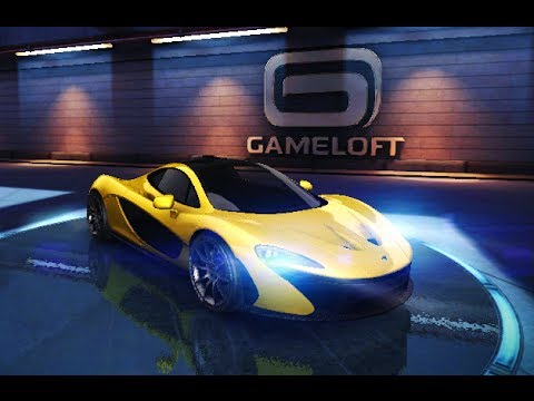 asphalt 8 airborne mclaren p1 gameplay doovi. Black Bedroom Furniture Sets. Home Design Ideas