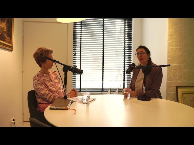 Positief 32 - Martine Behrens over werkgeluk