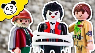 Playmobil Ghostbusters - Jagd auf Locke? - Playmobil Film
