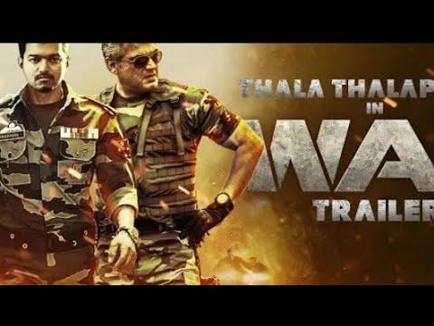 war - movie trailer thala thalapathy remix in tamil
