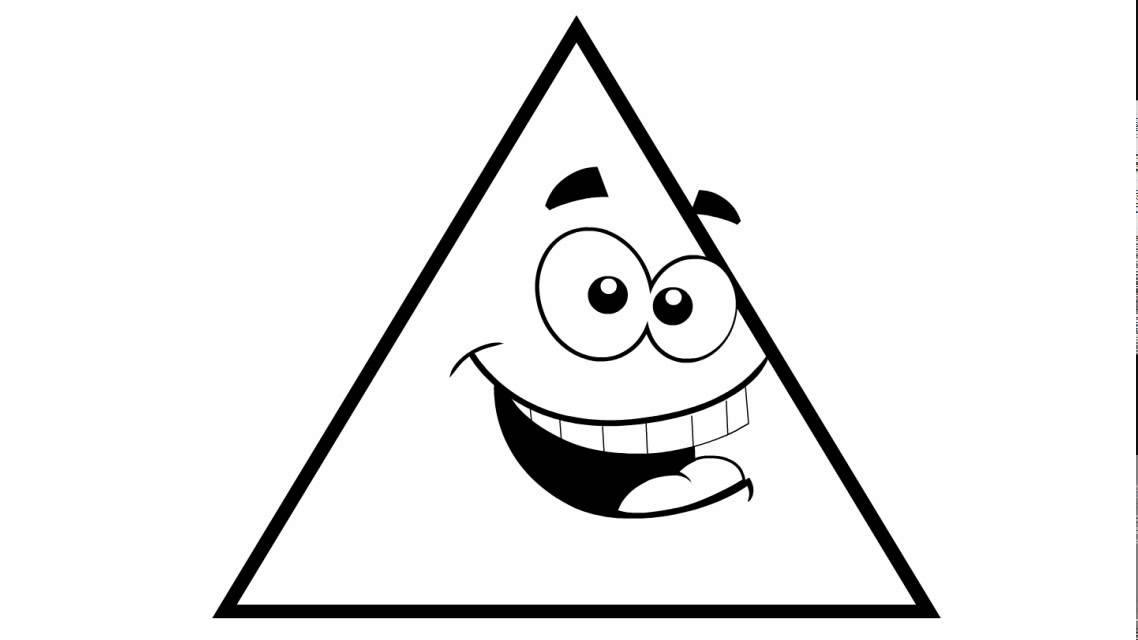Comment Dessiner Un Triangle De Geometrie