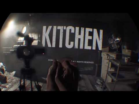 RE7 Kitchen Demo - VR