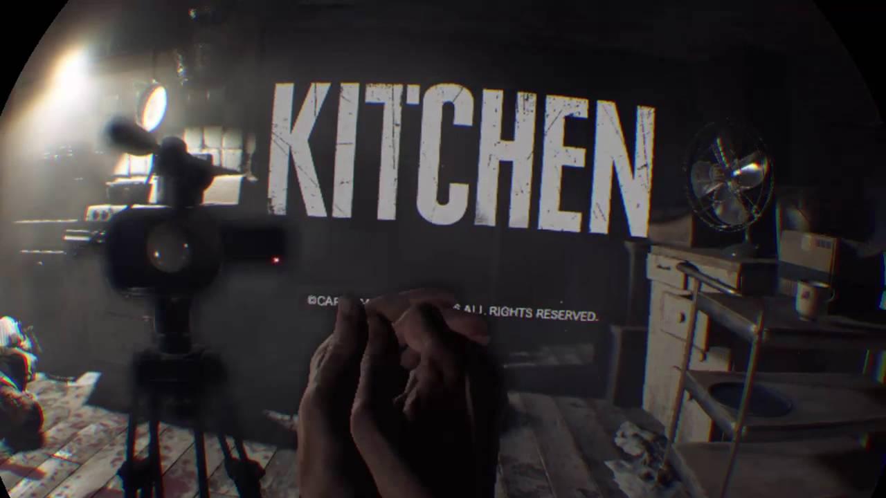 RE7 Kitchen Demo - VR - YouTube