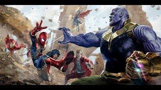 Клип Мстители война бесконечности