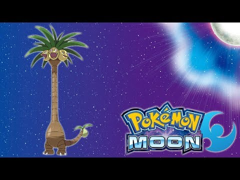 Pokemon: Moon - What Is This Thing?!