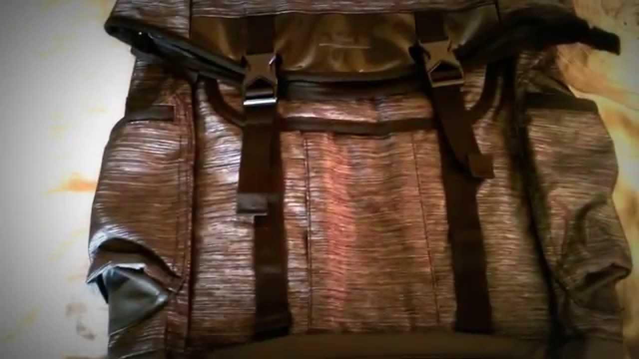 6996070123b5 Nike LeBron Soldier Max Air Backpack Lebron James 11 - YouTube