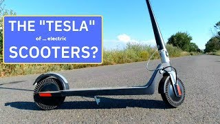 The Tesla of Electric Scooters? Model One ... by Unagi