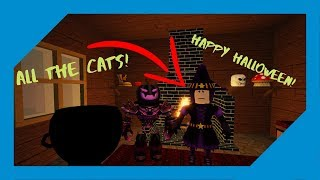 Witch's Quest (Roblox 🎃Trick or Treat in Bloxy Hills)