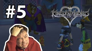 BEAUTY AND THE HANS !! - Kingdom Hearts 2 [Indonesia] PS4 #5