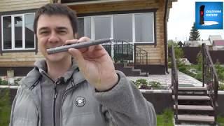 Ручка Laix B007.2 c фонариком - обзор и тесты