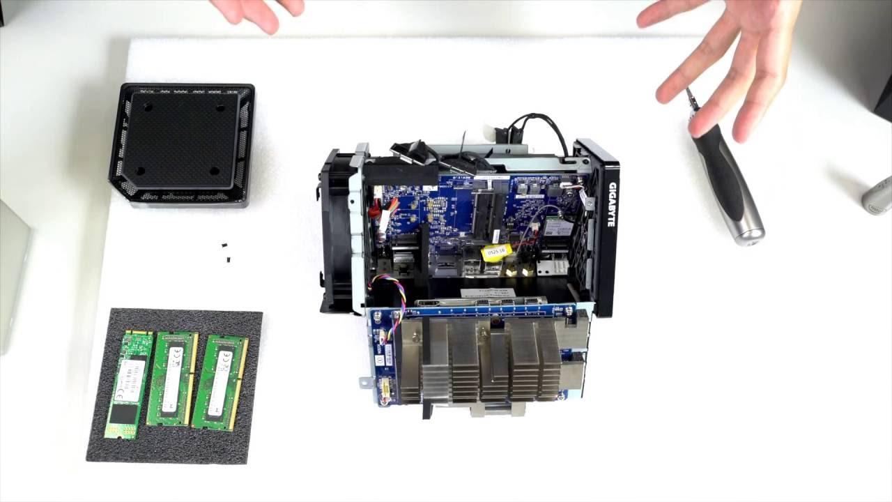 Accessory USA AC//DC Adapter for Gigabyte BRIX GB-BNi7HG4-950 GB-BNi5HG4-950 Mini PC Barebone Power Supply Cord Cable PS Charger Mains PSU