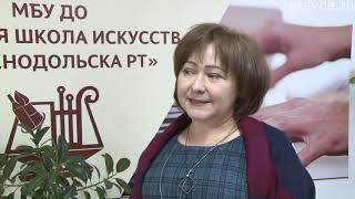 СЮЖЕТ 30 лет обществу инвалидов 07 12 18