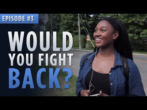 Episode 3: Self Defense on Campus [Social Experiment]