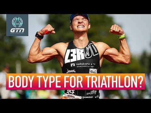 Is There A Perfect Body Shape For Triathlon?