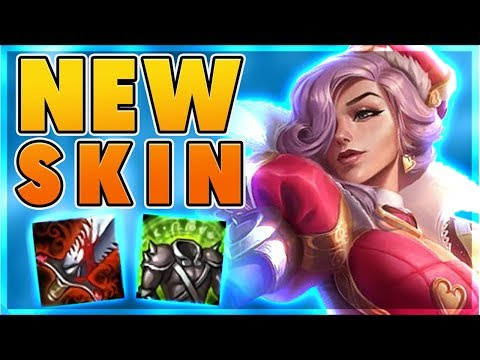 *NEW SKIN* UNKILLABLE BUILD (SKIN SPOTLIGHT) - BunnyFuFuu