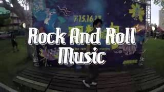Rock and Roll Music (Chuck Berry cover) / THE JIVES -TOUR MOVIE in TAIWAN 2016- WakeUpFestival2016