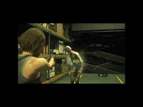 #Shorts You are dead 2. Resident Evil 3 Pc game thumbnail