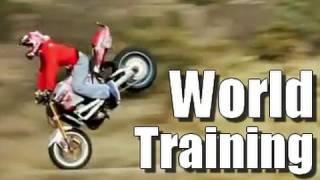 Stunt Riding Life Motorbike - World Training - Jorian Ponomareff