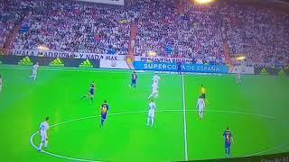 Andre Gomes sucks part II Fc Barcelona vs Real Madrid