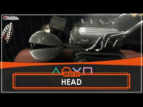 PlayStation 2 - Head - French advertising (2006)