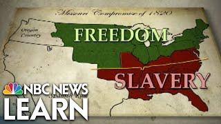 NBC News Learn: The Missouri Compromise thumbnail