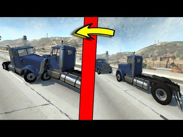 محاكي الحوادث | اختبارات لأقوى الحوادث!! BeamNG Drive