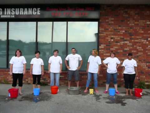 Tupling Insurance Brokers Ice Bucket Challenge