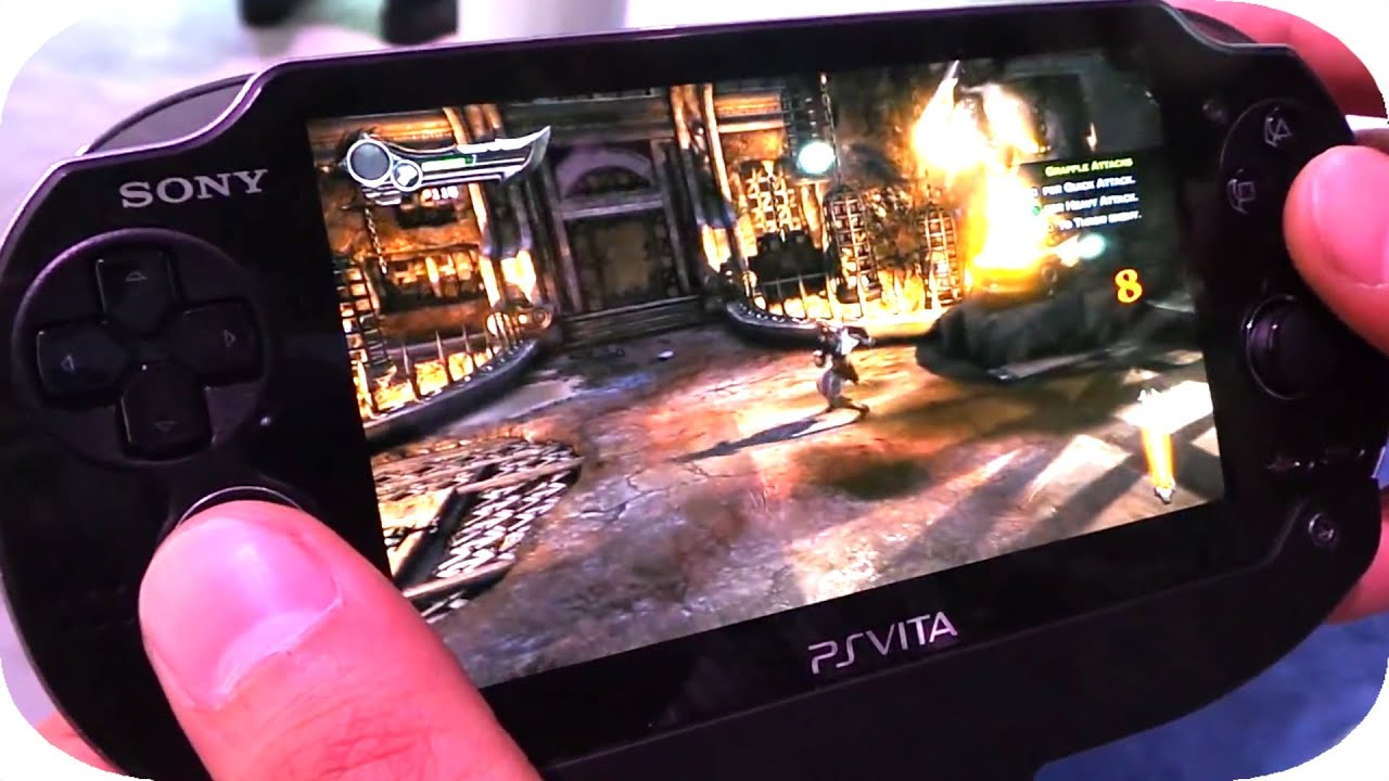 Playstation Now Gameplay On The Ps Vita Is It Worth It