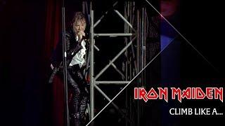 Iron Maiden - Climb like a...