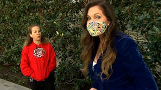 Why Lisa Guerrero Abruptly Ended Interview With Anti-Mask Wearer