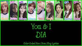 DIA - You & I