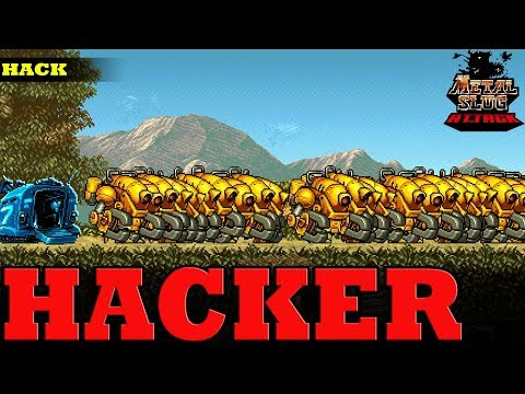 Metal Slug Attack HACKER! UNITED FRONT 10 (version 3.15.0)