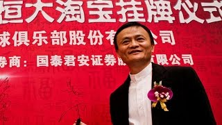 Alibaba Aims for 50% Revenue Outside China: Jack Ma