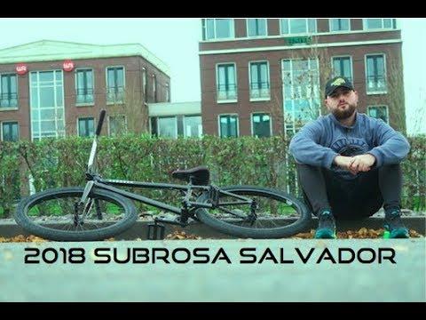 BMX - SUBROSA BRAND - 2018 SALVADOR PARK - YouTube