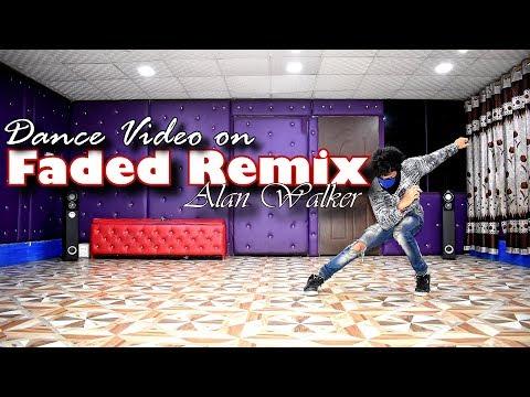 Alan Walker - Faded (Osias Trap Remix) Dance Video by Ajay Poptron | Dehradun, India