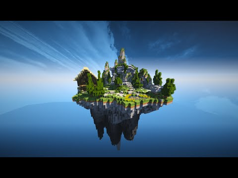 Minecraft Download Sky Island Map