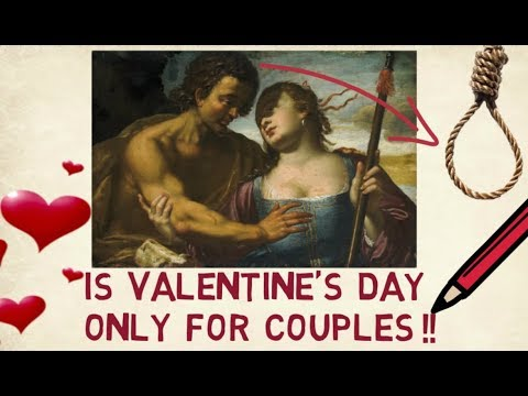 History of Valentine's day (HINDI) I Animated
