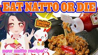 【Japanese food】Customize Natto your way! おいしい納豆の食べ方を検証!